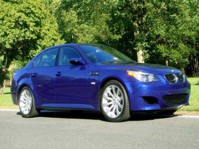 Used-2007-BMW-M5