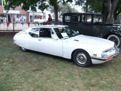 Used-1972-Citroen-SM
