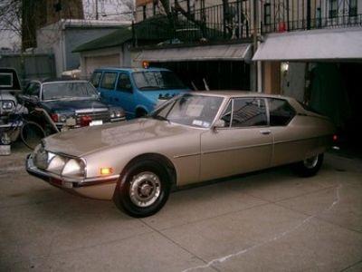 Used-1973-Citroen-SM