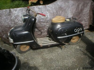 Used-1957-Terrot-Scooter