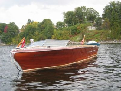 Used-1955-Chris-Craft-Wooden