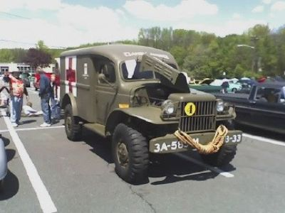 Used-1942-Dodge-WC-54-Ambulance