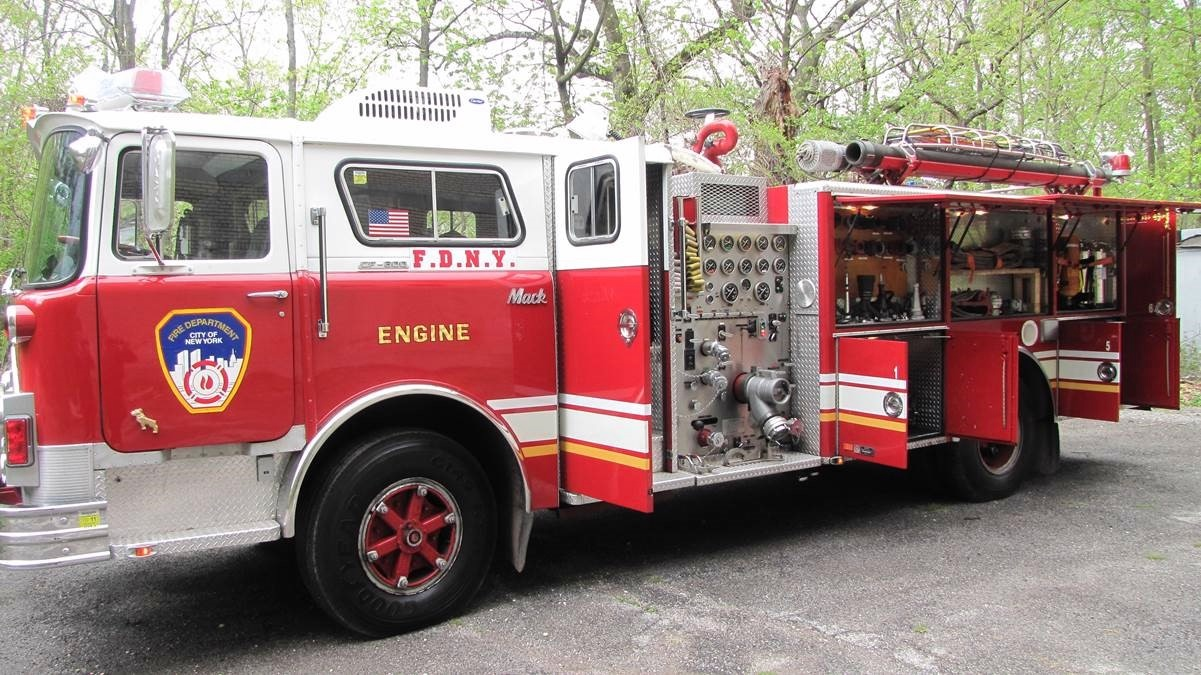 Used Rental Cars For Sale >> 2000 Mack Fire Truck Stock # 1786-12215111 for sale near New York, NY | NY Mack Dealer