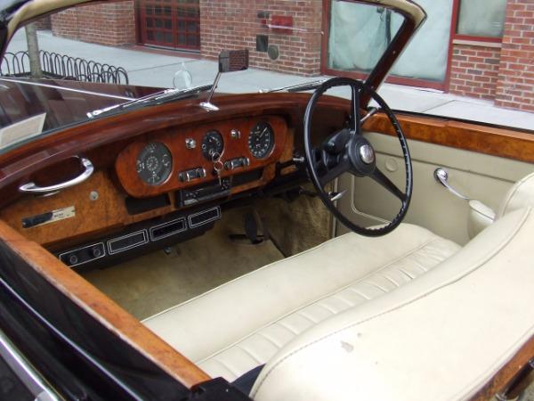 Used-1960-Bentley-S1-Drophead