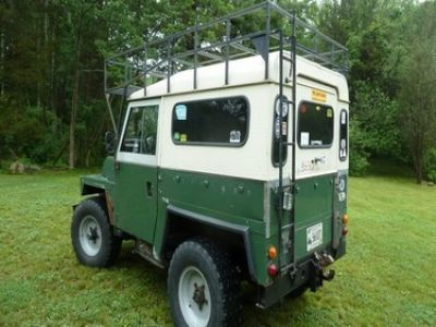 Used-1970-Land-Rover-Lightweight
