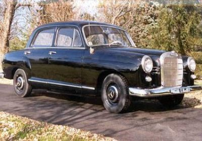 Used-1960-Mercedes-Benz-190-D