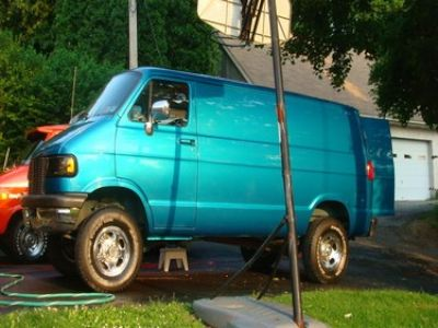 Used-1997-Dodge-Van