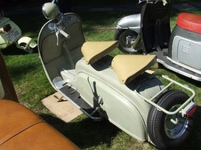 Used-1960-Lohner-Scooter