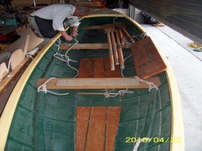Used-2011-Rowboat-Rowboat