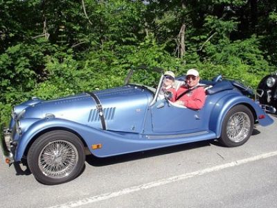 Used-2005-Morgan-Roadster