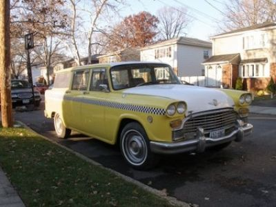 Used-1960-Aerobus-Checker