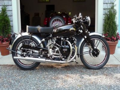 Used-1951-Vincent-HRD-Series-C-Black-Shadow