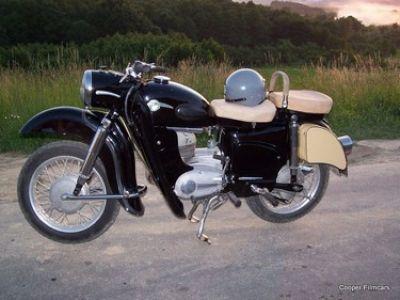 Used-1959-MZ-ES250/0
