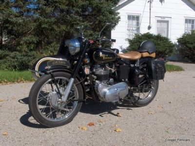 Used-1955-Royal-Enfield-Bullet-with-Sidecar