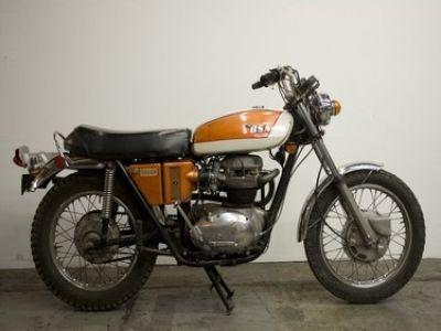 Used-1964-BSA-C15