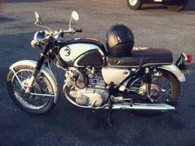 Used-1965-Honda-Dream-305