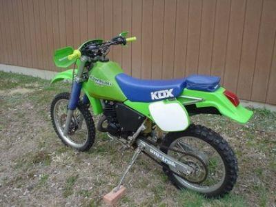 Used-1987-Kawasaki-KDX-200