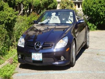 Used-2007-Mercedes-Benz-SLK350