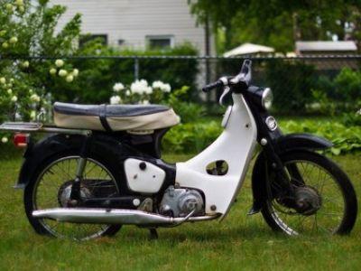 Used-1958-Honda-50