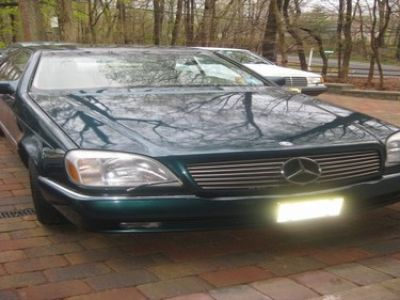 1995 Mercedes Benz 500 Cl Stock 3986 14174 For Sale Near New York