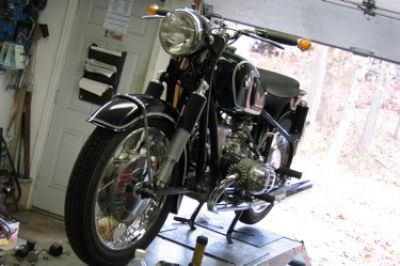 Used-1965-BMW-R-50
