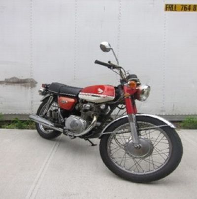 Used-1971-Honda-CB175