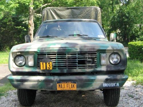 Used-1977-Dodge-pick-up-camo