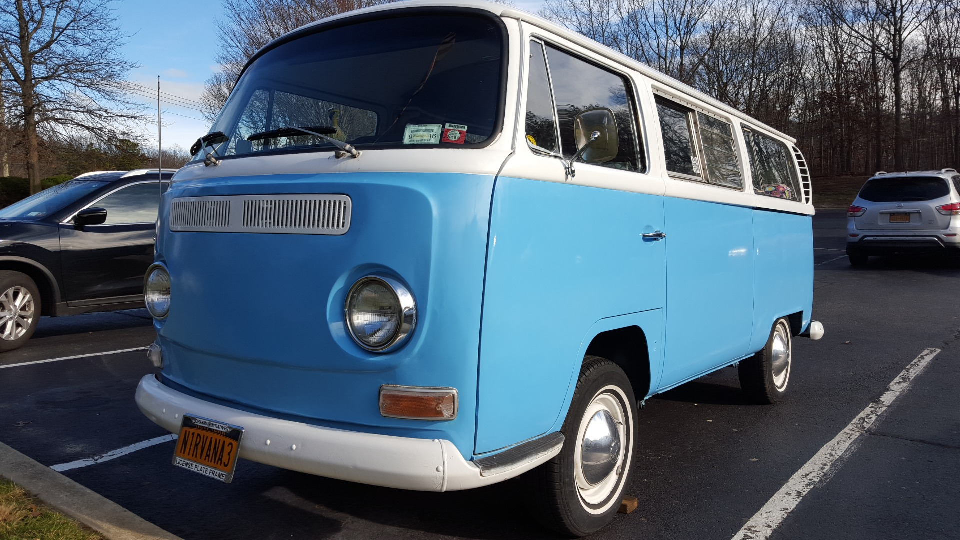 1968 Volkswagen Bus Stock 100031 For Sale Near New York
