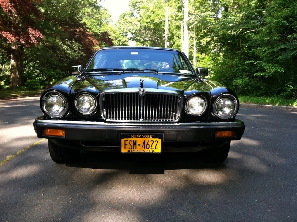 1984 Jaguar XJ6 Black Stock # 0004 for sale near New York ...