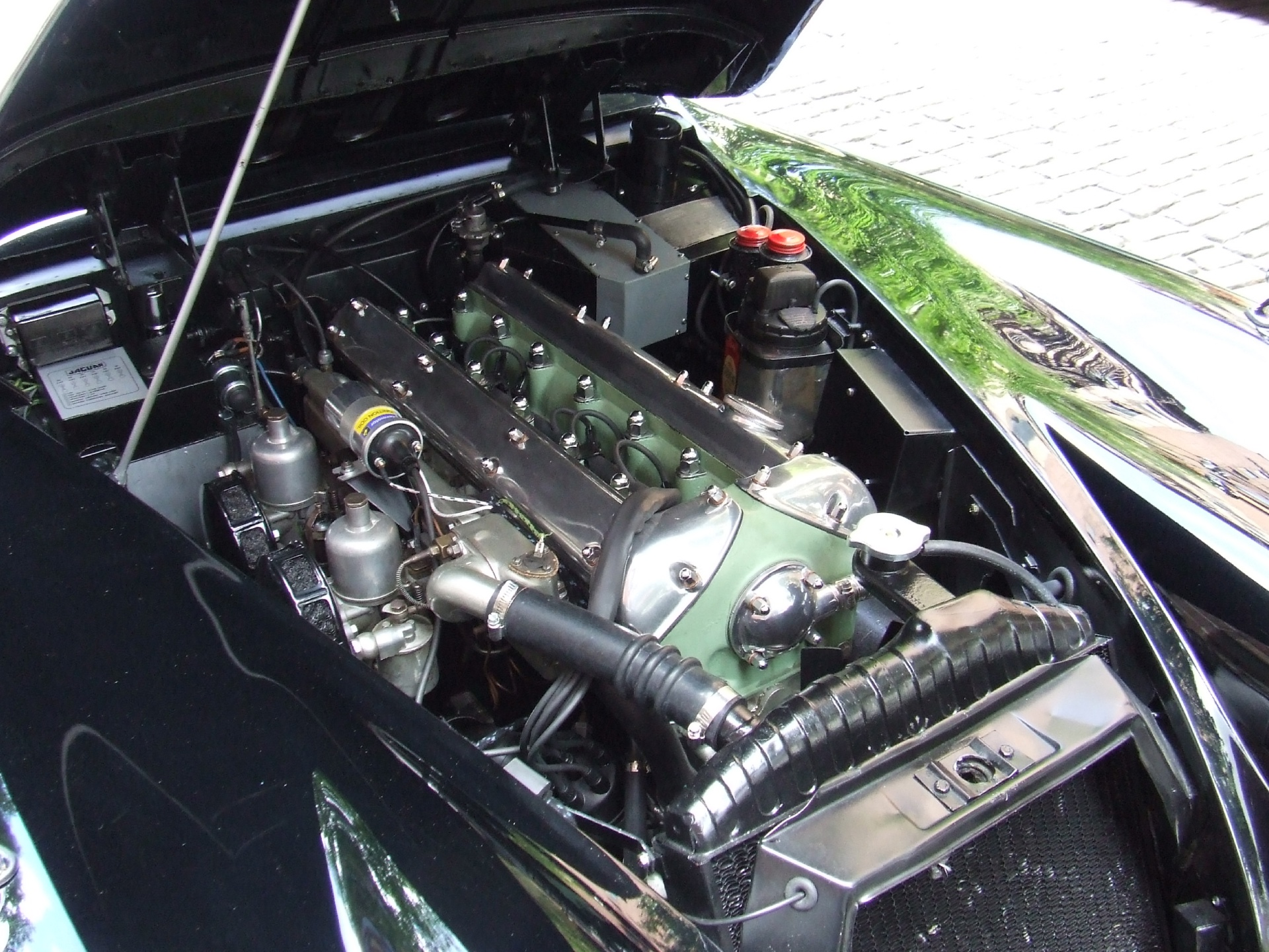 1960 Jaguar Xk150 Stock C4 For Sale Near New York Ny Wiring Harness Used