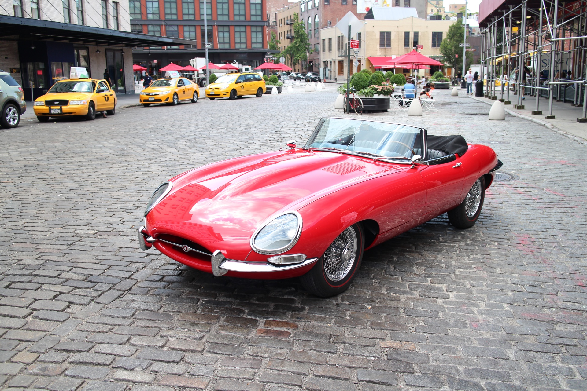 Used 1966 Jaguar XKE