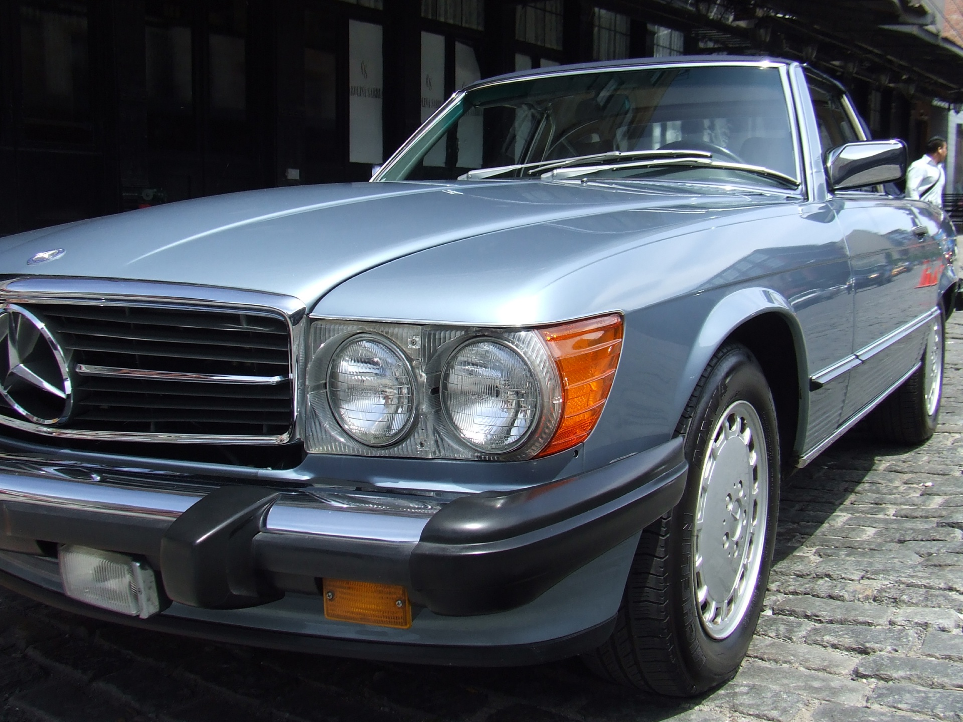 1986 Mercedes-Benz 560sl Stock # C17 for sale near New ...