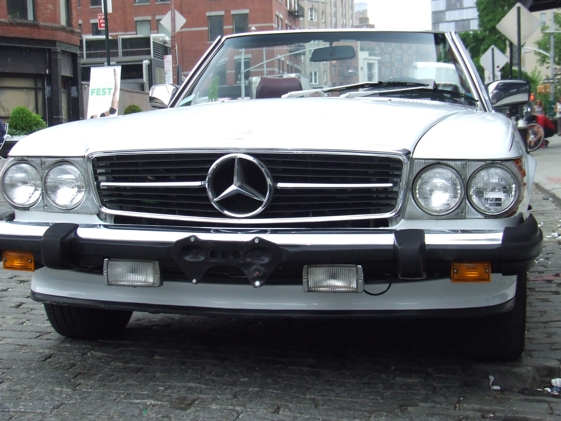 1987 mercedes benz 560 sl stock c20 for sale near new for Mercedes benz in nyc
