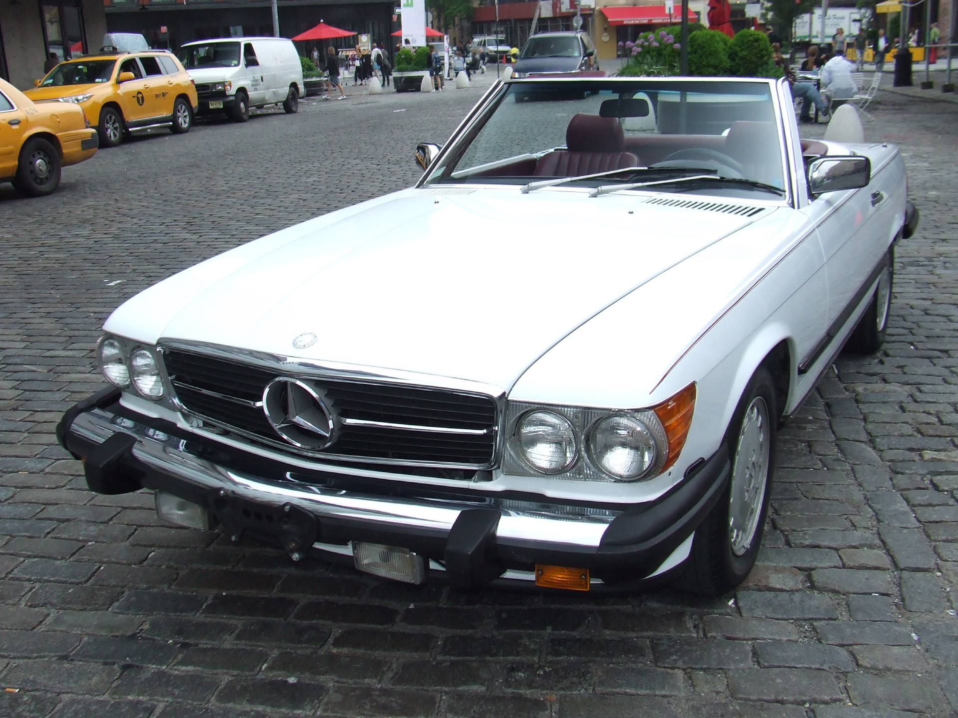 1987 Mercedes-Benz 560 SL Stock # C20 for sale near New ...