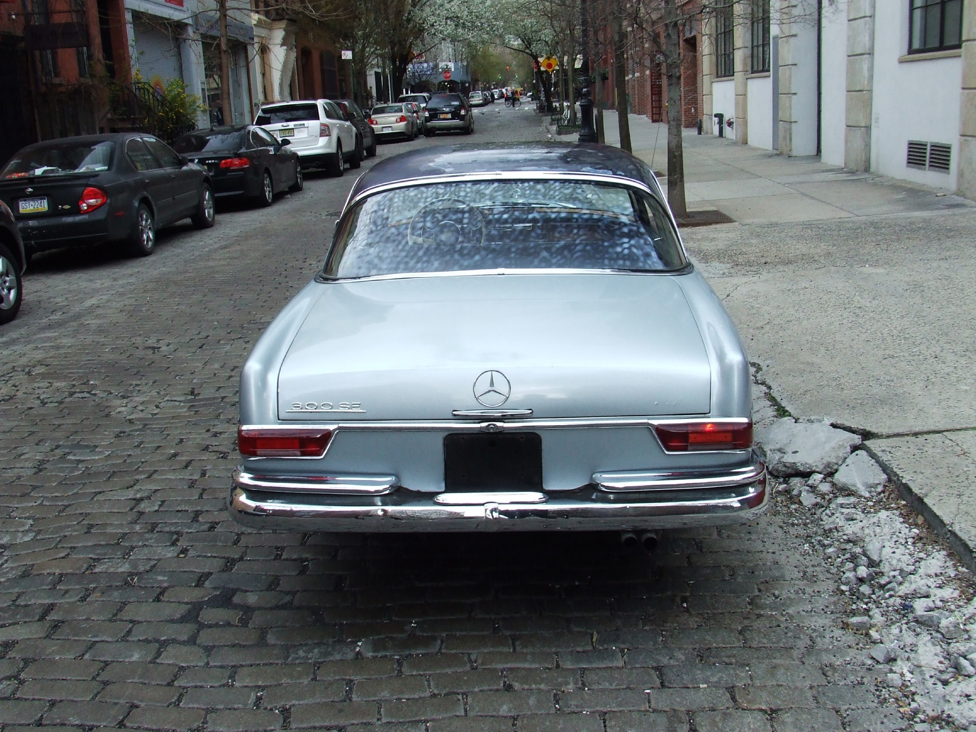 1965 mercedes benz 300se stock c26 for sale near new for Mercedes benz stock