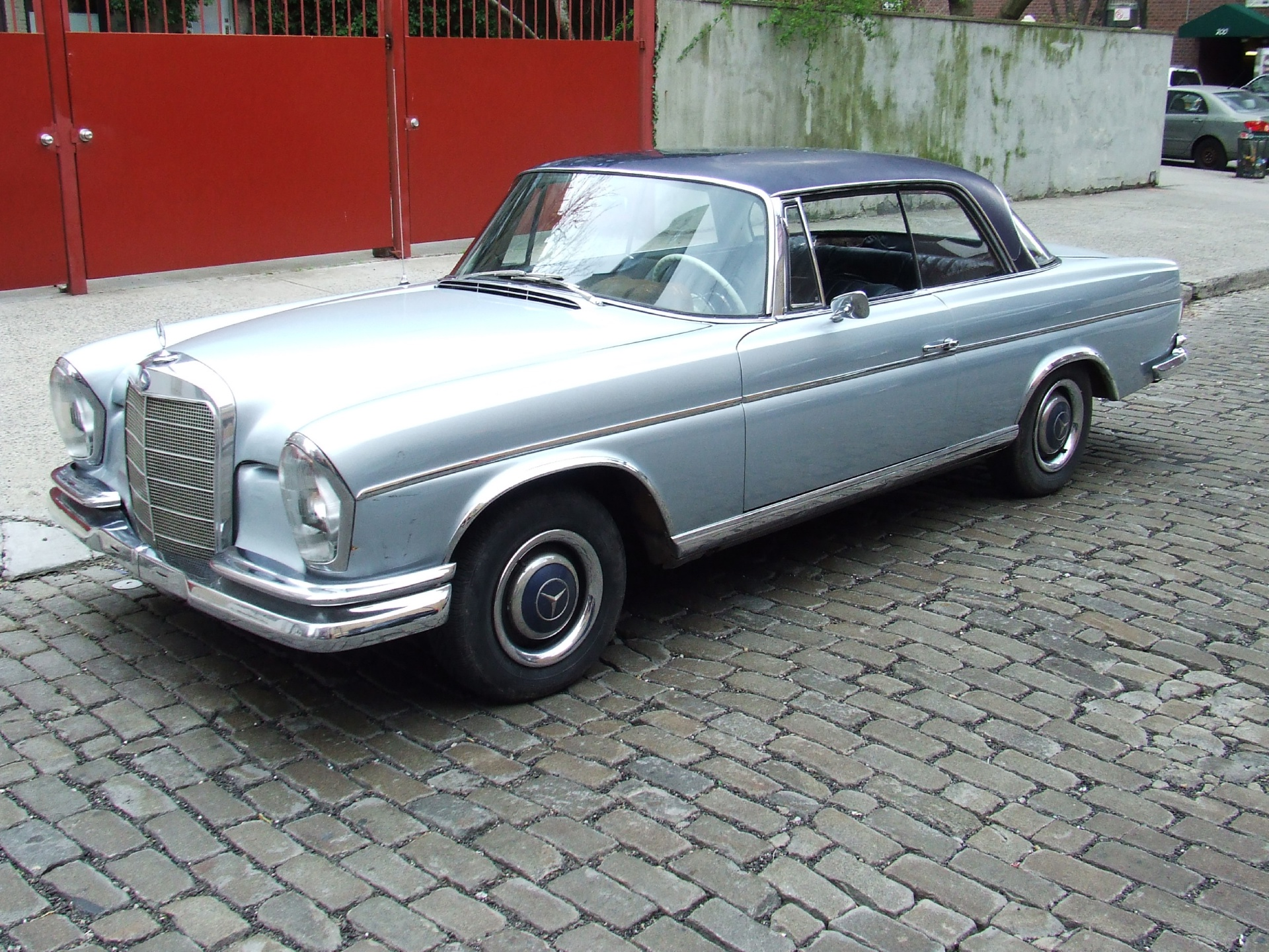 1965 mercedes benz 300se stock c26 for sale near new for Mercedes benz nyc
