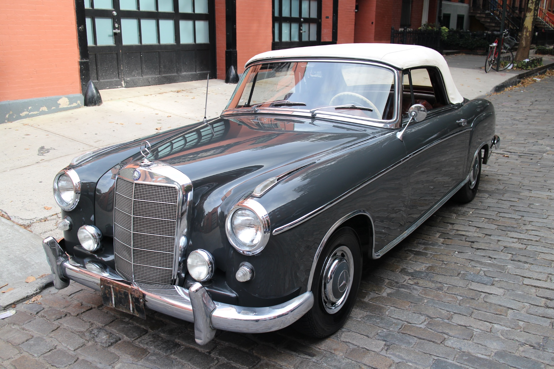 1959 Mercedes-Benz 220S Stock # 662 for sale near New York ...