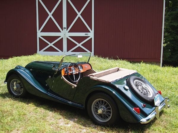 Used-1964-Morgan-Plus-4