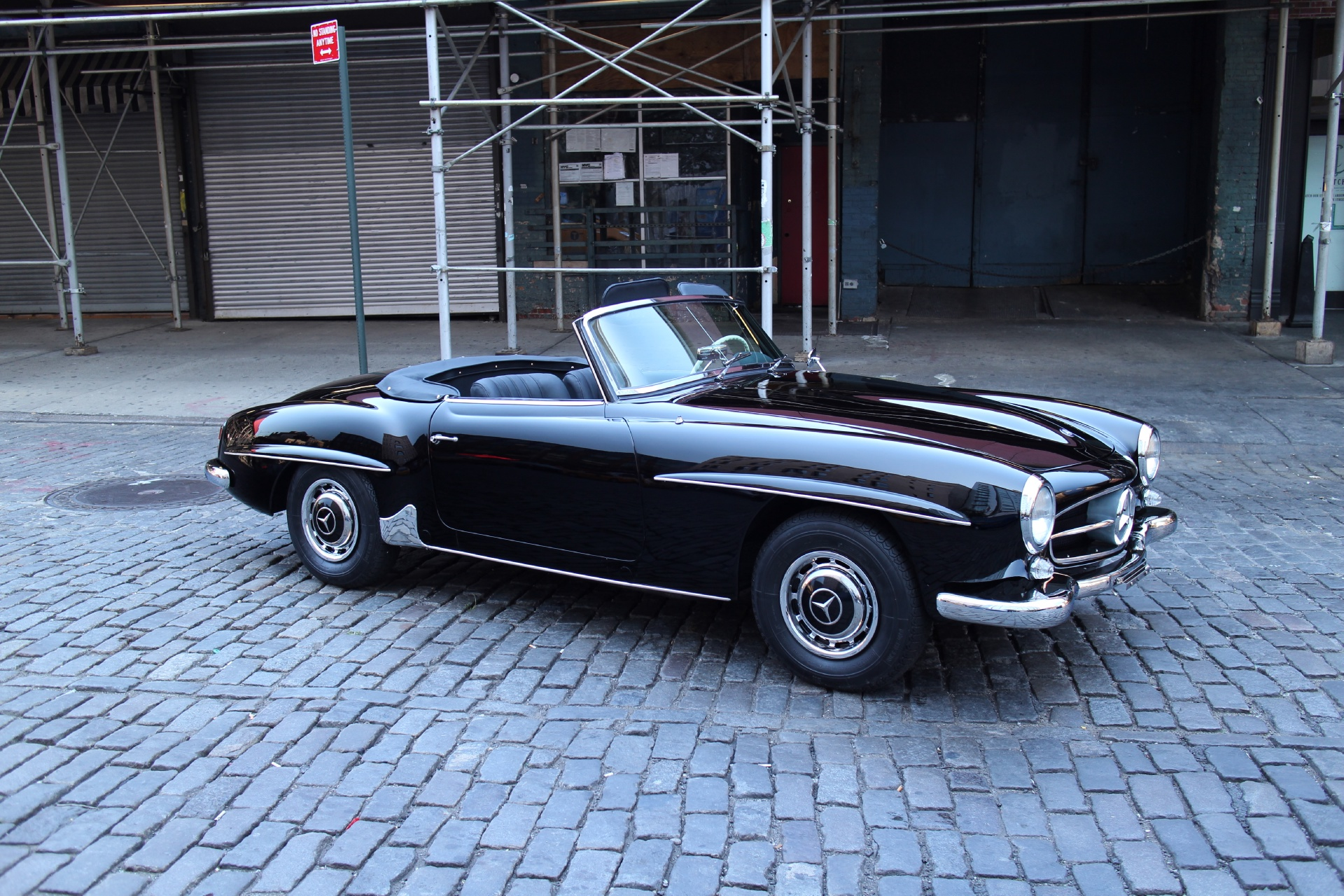 1962 mercedes benz 190sl stock 622 for sale near new for 1962 mercedes benz