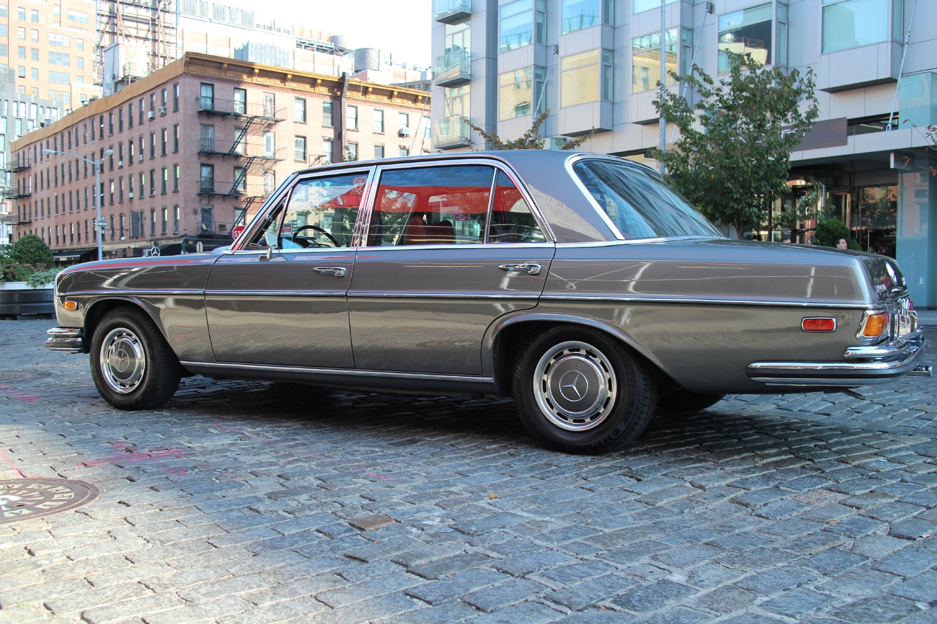 1970 mercedes benz 300sel stock 663 for sale near new for Mercedes benz in nyc