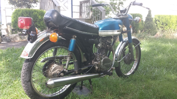 Used-1971-Honda-CB100