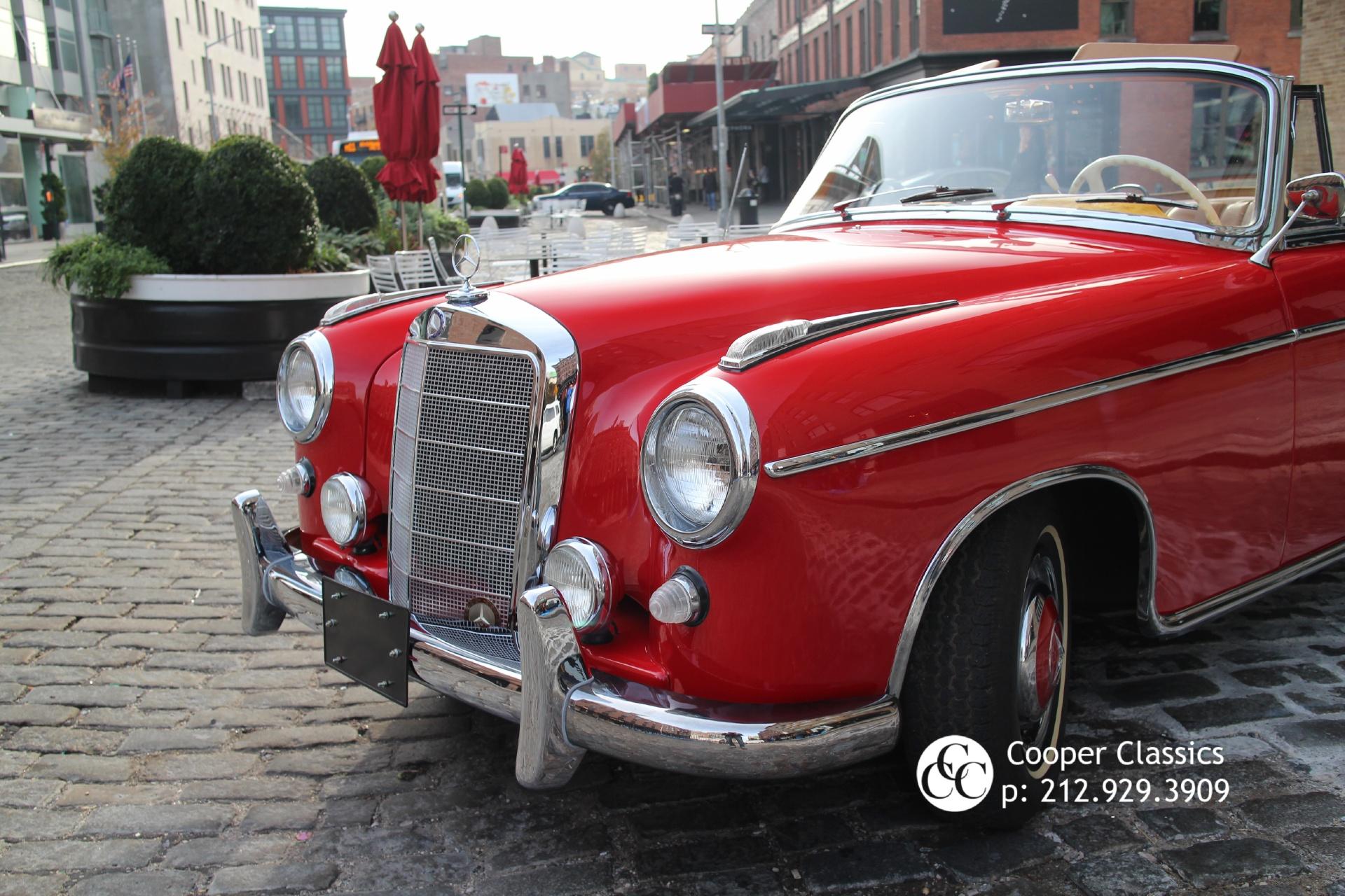 Classic Car Restoration Nyc