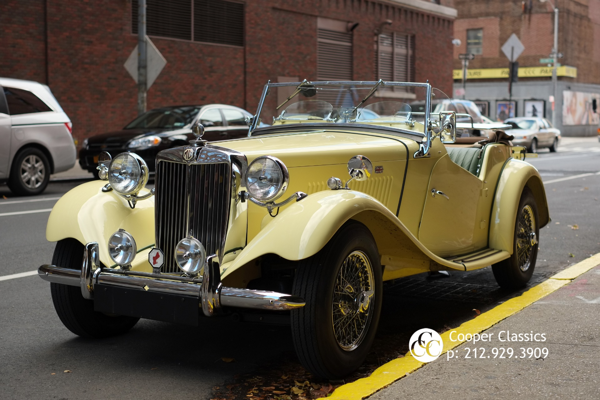 1953 mg td stock 665 for sale near new york ny ny mg dealer. Black Bedroom Furniture Sets. Home Design Ideas