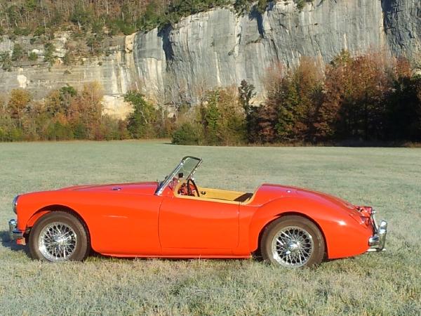Used-1958-MG-MGA