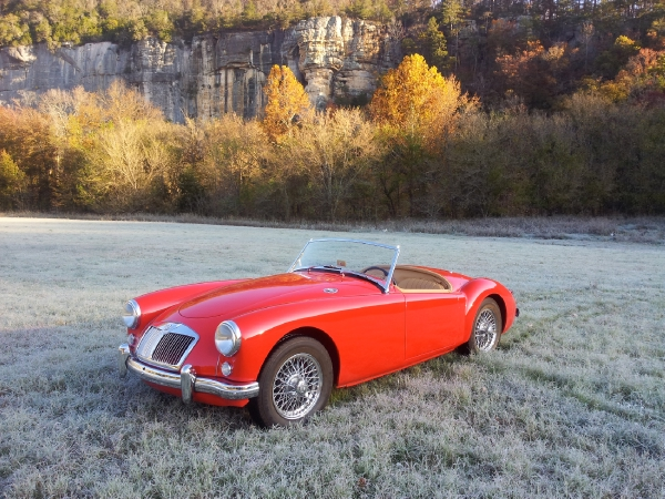 Used-1958-MG-MGA
