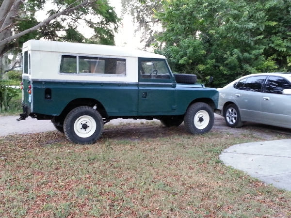 Used-1975-Land-Rover-Series-II