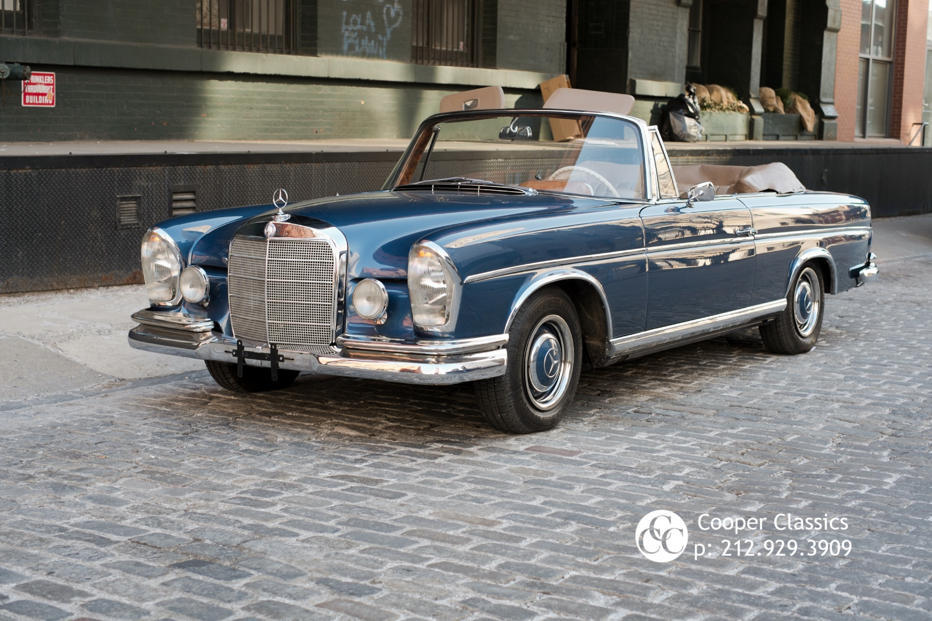 1966 mercedes benz 300se stock 693 for sale near new for Mercedes benz new york ny