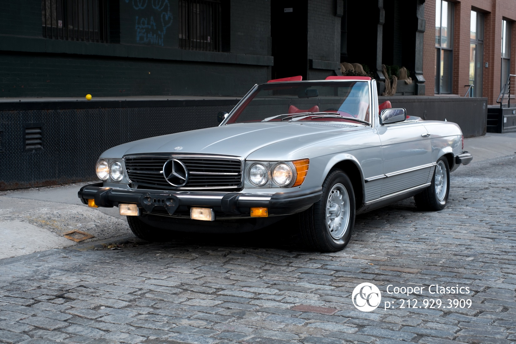 1979 mercedes benz 450sl stock 555 for sale near new for Mercedes benz nyc
