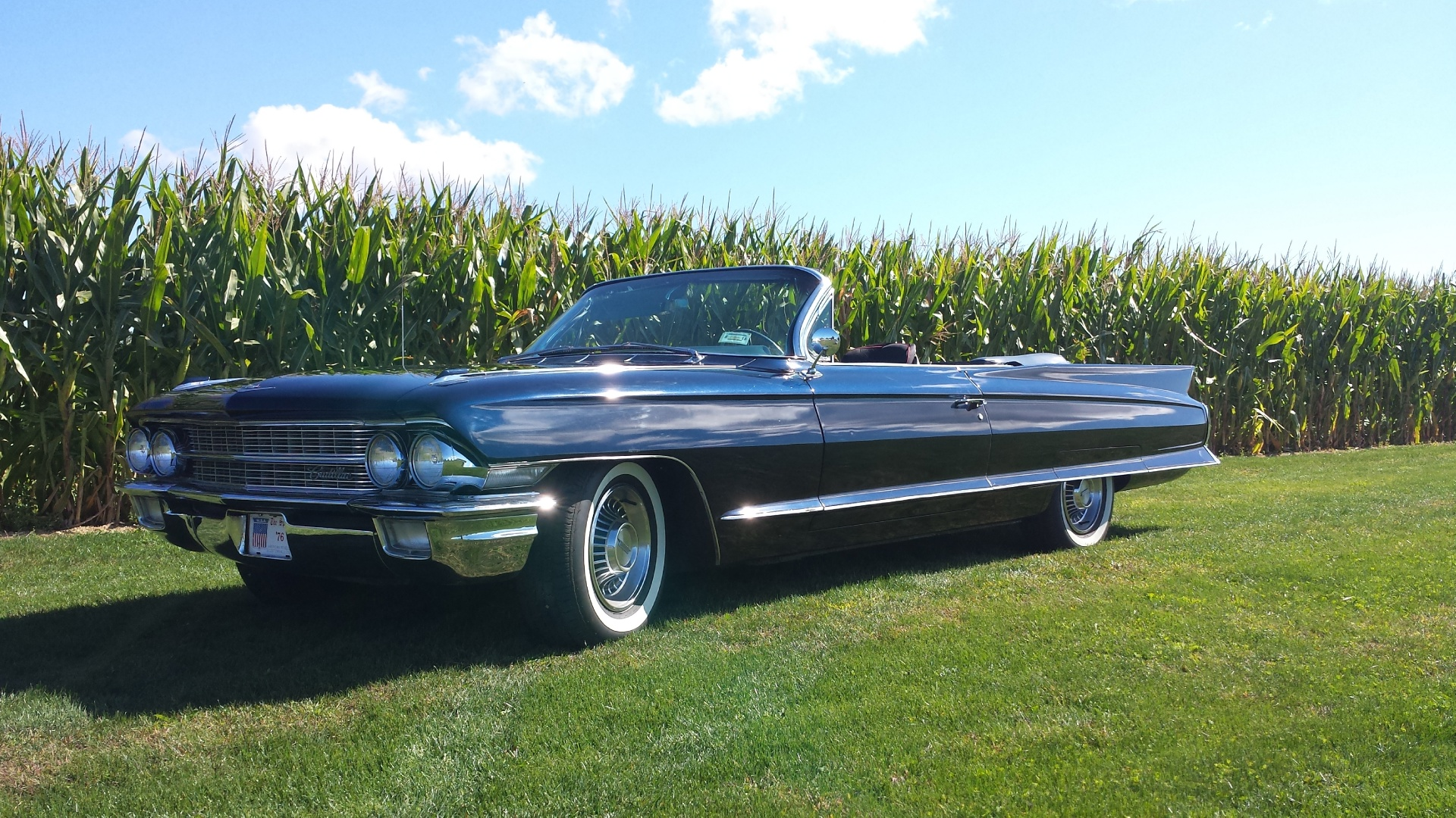 1962 Cadillac 62 Series Stock # CADILLACCONVERT for sale ...