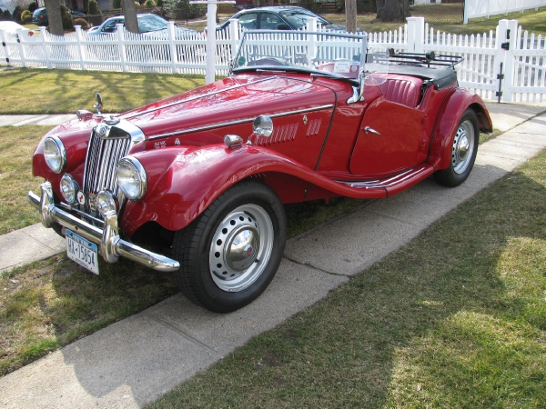 Used-1954-MG-TF